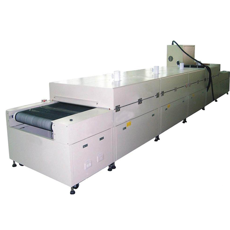 IR drying tunnel LY-5000