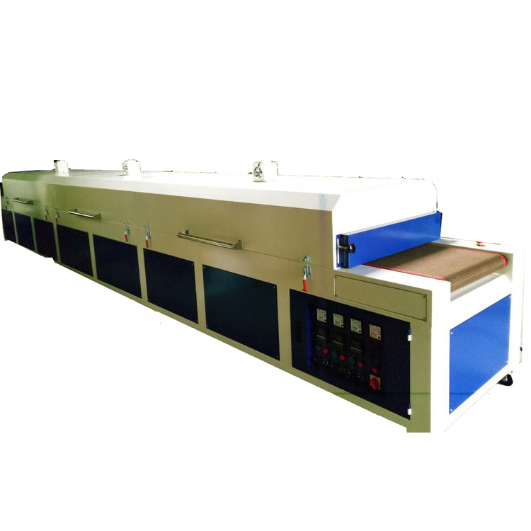 IR drying tunnel LY-7000