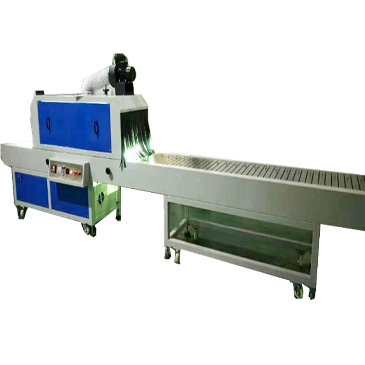 Bottle UV curing machine with Long conveyor